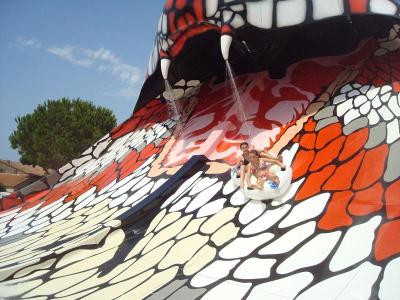 Image 1 - King Cobra at Aqualand Frejus, France