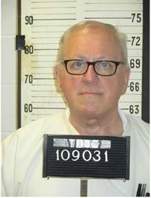 Donnie Edward Johnson © Foto: Tennessee Department of Correction