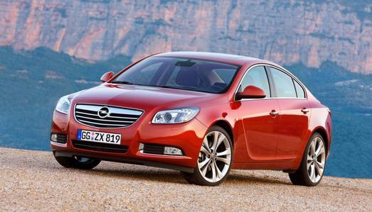 Der Insignia, Europas Nr.1 bei den Mittelklasselimousinen, ist einer der Garanten des Opel-Erfolgs im abgelaufenen Jahr