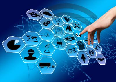 Im Fokus stehen Zusammenhänge zwischen den Anforderungen erhöhter Flexibilität und Vernetzung und den Beiträgen des Internet der Dinge und der Industrie 4.0 / © pixabay.com