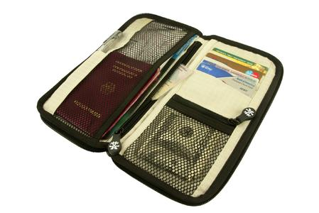 Main opening with super strong zipper, internal zip pockets and compartments for passport, tickets and cards