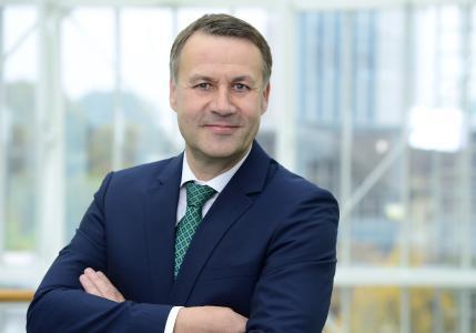 Vorstandsvorsitzender Eberhard Sautter