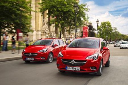 Smarter Verkaufsschlager: Der Opel Corsa der fünften Generation mit IntelliLink-Infotainment feiert Weltpremiere in Paris