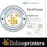 Printing quality of online print shop onlineprinters.com re-certified