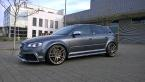 Barracuda Racing Wheels Europe: Audi RS3 8P with Barracuda Shoxx wheels and KW coilover suspension