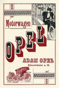 Made in Germany: Opel Celebrates 120 Years of Automobiles