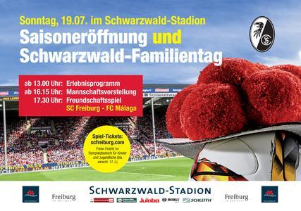 Schwarzwald-Familientag am Schwarzwald-Stadion
