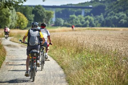 Radtour durch das Ruhrtal – Natur & Erholung mitten im Ruhrgebiet!  Foto: Achim Meurer © MST