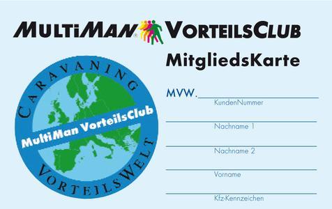 MVC Mitgliedskarte
