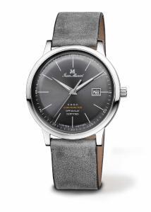 """JEAN MARCEL präsentiert einen """"Swiss Made""""-Chronometer mit höchster Ganggenauigkeit"""