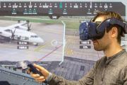 Kleine Flugplätze durch Virtual Reality unterstützen 1