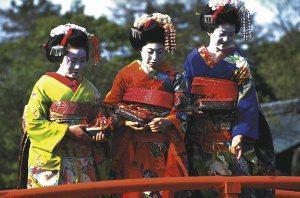 Geisha - Rundreise Japan