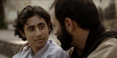 Armaan Kabli and Aamrik Arjun in Little Terrors.tif
