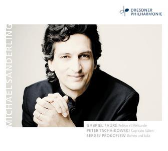 CD-Neuerscheinung mit Michael Sanderling