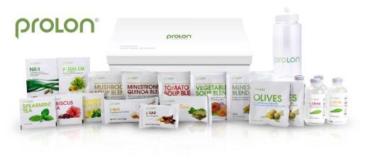 Die patentierte Scheinfasten-Diät ProLon®
