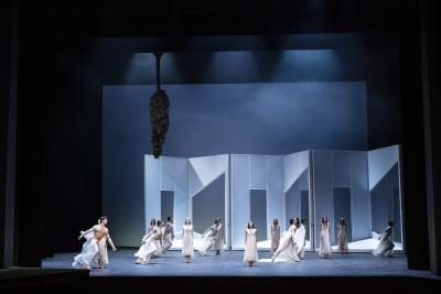 Hamburg Ballett John Neumeier, Orphée et Eurydice / (c) Kiran West