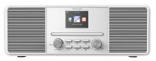 VR-Radio Stereo-Internetradio IRS-680 mit CD-Player, DAB+/FM & Bluetooth, 40 Watt, weiß