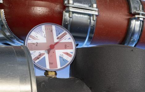 UK-Zertifizierung für Druckgeräte