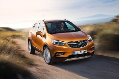Erfolgsgarant: Der Opel Mokka konnte das hohe Vorjahresniveau nochmals leicht übertreffen und seine Spitzenposition im SUV-B-Segment festigen