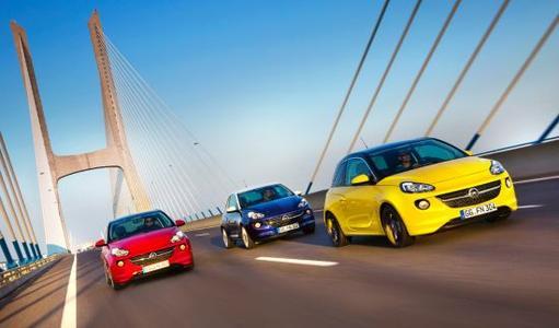 Grenzenlos konfigurierbar: Der Opel ADAM lässt sich als UNLIMITED jetzt noch individueller ausstatten als schon bisher