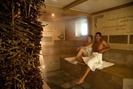 Saunahof Bad Füssing Bild: obx-news/Tourismusverband Ostbayern
