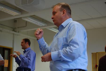 """Auch Lehren will gelernt sein: Das Seminar """"Train the Trainer"""" beim IIK Düsseldorf e.V."""
