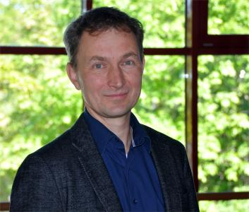 Neu in Lübeck, Prof. Dr.-Ing. Martin Huhn (Foto: THL)