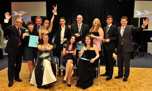 Preisträger Accor Azubi Award 2009