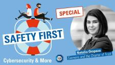 "TÜV SÜD marks Charter of Trust's third anniversary with new episodes of its ""Safety First"" podcast"