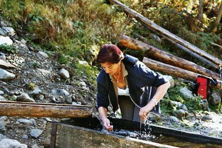 Ida Reiter, Das-Bergkristall