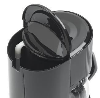 Rosenstein & Söhne Kfz-Filterkaffee-Maschine, bis zu 3 Tassen, 650 ml, 12 Volt, 170 Watt