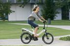 Healthy mobility on two wheels