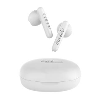 auvisio In-Ear-Stereo-Headset IHS-615 mit Bluetooth, Ladebox, Google Assistant & Siri