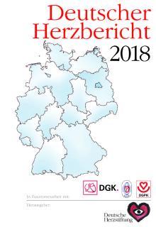 Herzberichts-Grafiken: Deutsche Herzstiftung (Hg.)/Deutscher Herzbericht 2018