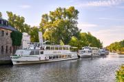 Jahresprogram Weiße Flotte Mülheim.  Achim Meurer © MST