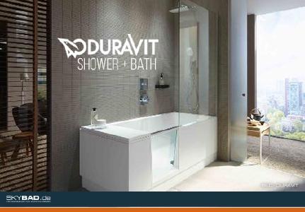 Wanne und Dusche trotz kleinem Bad?, Skybad GmbH ...
