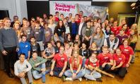 Die Gewinnerinnen und Gewinner des diesjährigen Jugenddiakoniepreises
