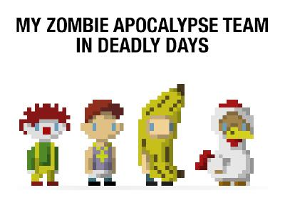 Deadly Days Review Keys können ab sofort angefragt werden!