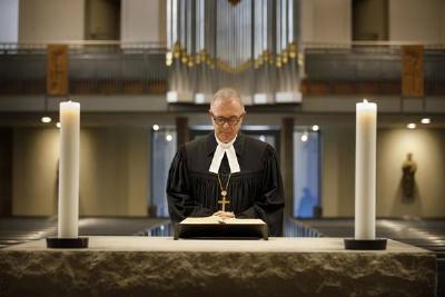 Landesbischof Frank Otfried July, © Foto: EMH Gottfried Stoppel