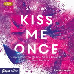 """Cover """"Kiss me once"""""""