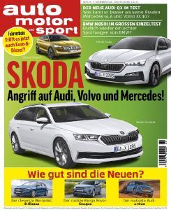 AUTO MOTOR UND SPORT: Sogar Dieselmotoren mit Euro-6-Norm unter Druck: In Berlin könnten bereits ab 2020 Fahrverbote drohen