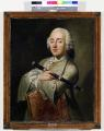 Porträt Johann Wilhelm Ludwig Gleim, gemalt von Gottfried Hempel, 1750, Gleimhaus – Museum der deutschen Aufklärung (Foto: Ulrich Schrader, Halberstadt)