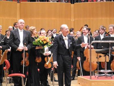 Dresdner Philharmonie nach erfolgreicher Deutschlandtournee zurück in Dresden