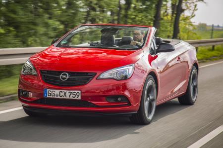 Opel Cacada Supreme