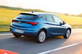 Bestseller: The combination of athletic design and ultramodern technologies has hit the nerve of the market. The new Opel Astra has already been ordered more than 65,000 times