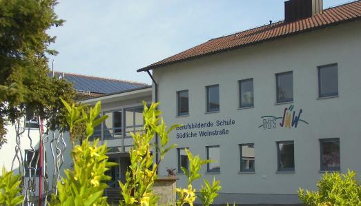 Foto/ Berufsbildende Schule Südliche Weinstraße