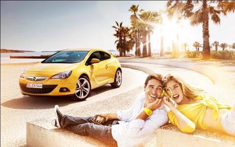 Scharfe Optik, scharfer Typ - der neue Opel Astra GTC 4