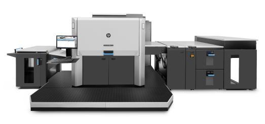 Neu Digitaldruckmaschine: HP Indigo 12000. diedruckerei.de hat erneut ihre Druckkapazitäten aufgestockt. Der Maschinenpark der Onlinedruckerei wurde um eine HP Indigo 12000 erweitert. Mit ihren sieben Farbwerken kann die neue Digitaldruckmaschine einen noch größeren Farbraum abbilden. Copyright: Onlineprinters GmbH