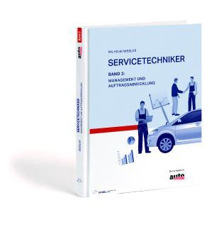 Fachbuch Servicetechniker. Foto: Vogel Communications Group