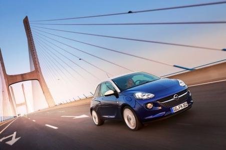 """""""Auto Zeitung""""-Leser wählen den Opel Adam zur Nummer Eins der Citycars"""